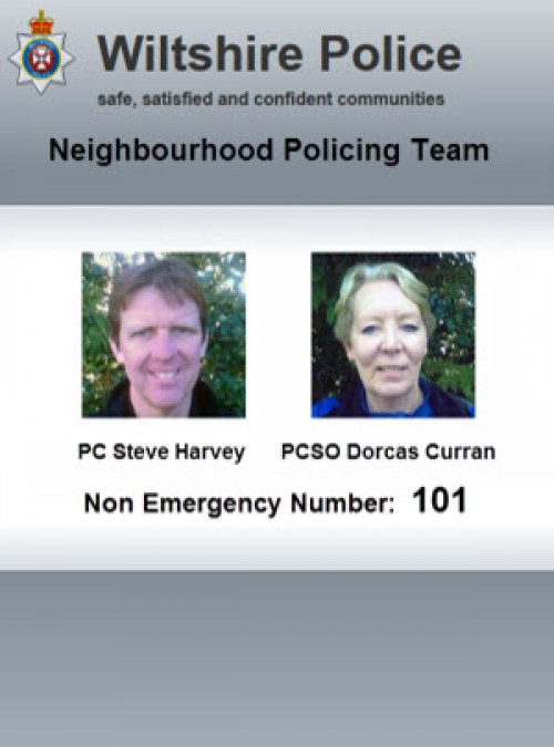 Neighbourhood Policing Team